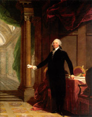William Bingham by Gilbert Stuart, oil on canvas, 1797